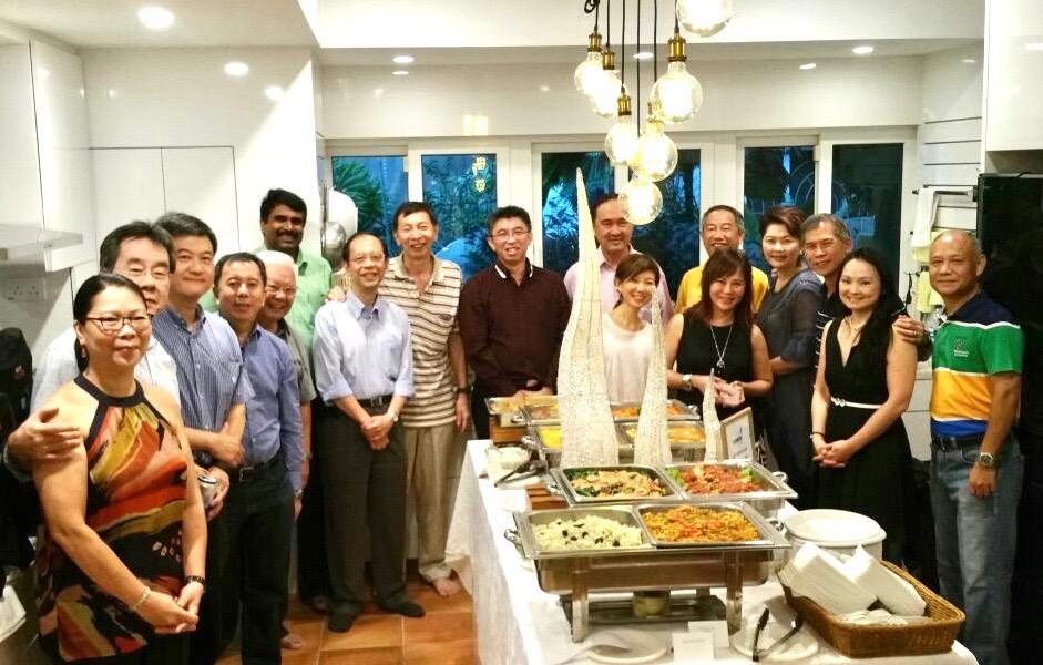 MR WONG & FAMILY