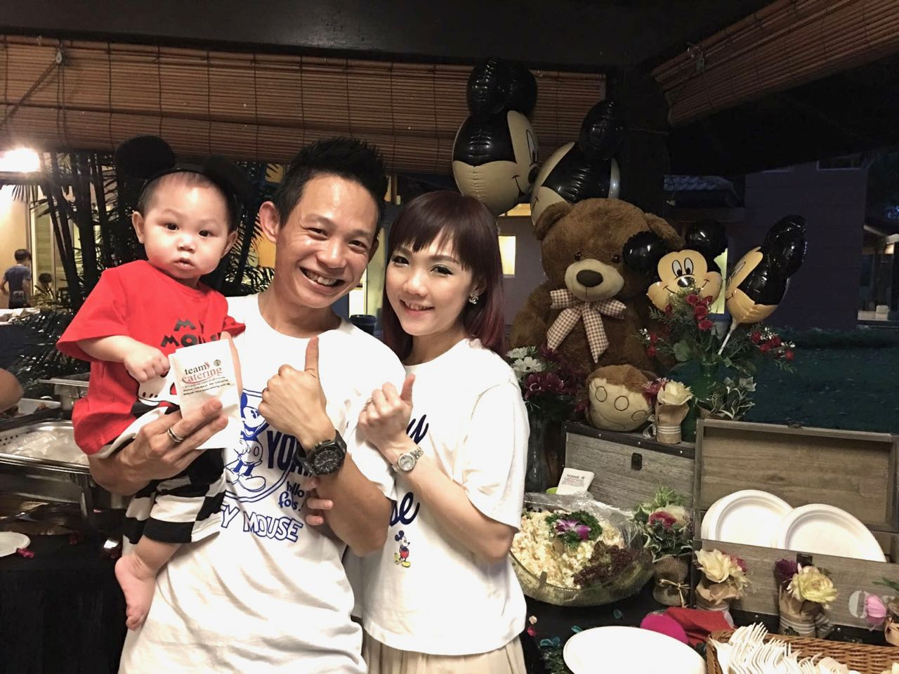 MR PERRY YEO & FAMILY